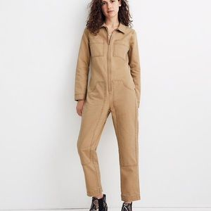 New Madewell x Dickies Zip Coverall Jumpsuit